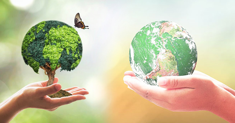 world earth day lockdown become a boon for the environment