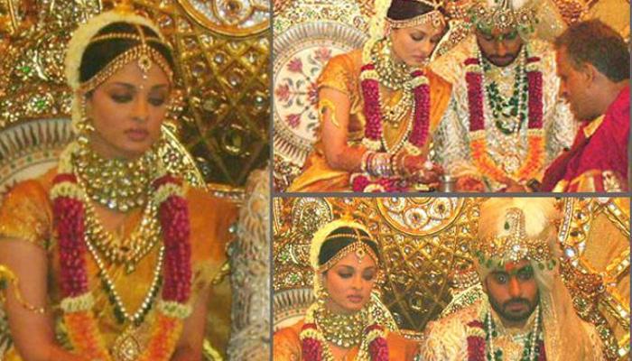 Aishwarya Rai Wedding Jewellery
