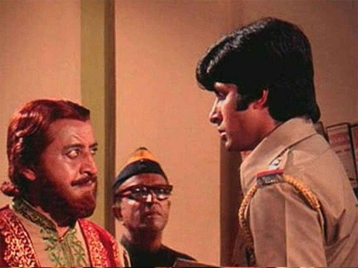 Amitabh Bachchan Zanjeer