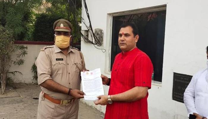 BJP MLA Filed Complaint Against Actress Anushka Sharma for Paatal Lok