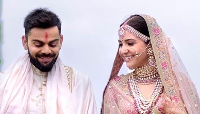 Bollywood Actress Anushka Sharma Wedding Jewellery
