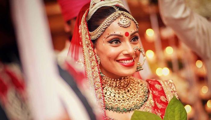 Bollywood Actress Bipasha Basu Wedding Jewellery