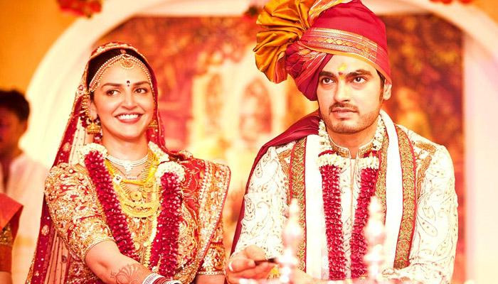 Bollywood Actress Esha Deol Wedding Jewellery