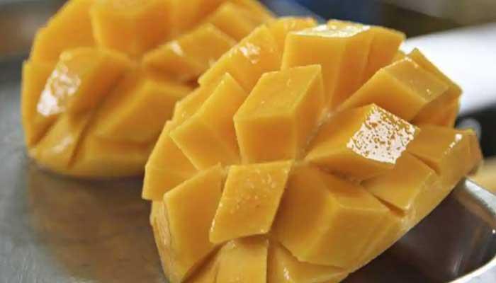 Chemically Ripened Mangoes