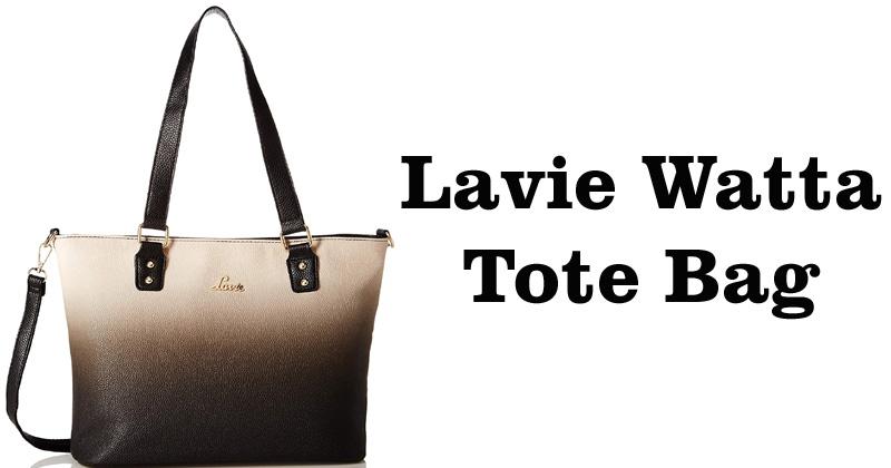 Lavie Watta Tote Bag