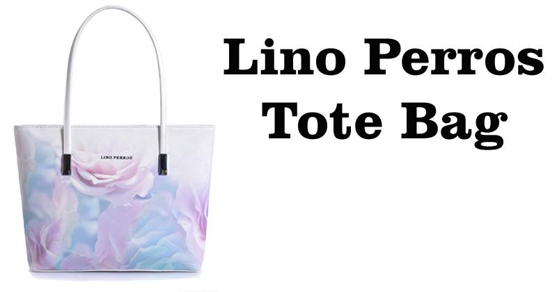 Lino Perros tote Bag