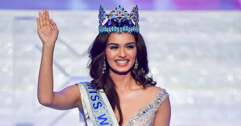 Miss World From India