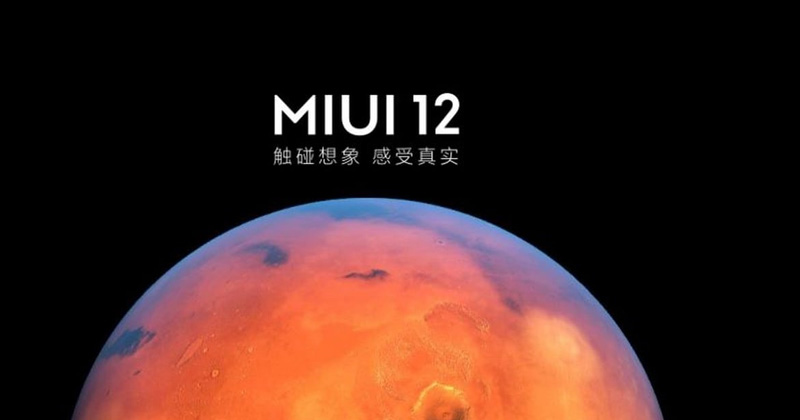 Miui 12 Global Launch Today