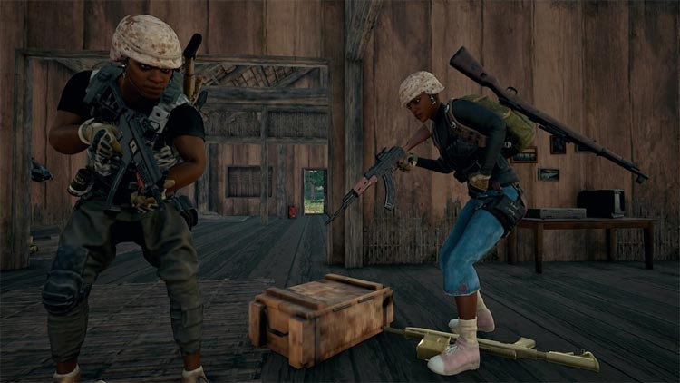Pubg mobile new feature mode