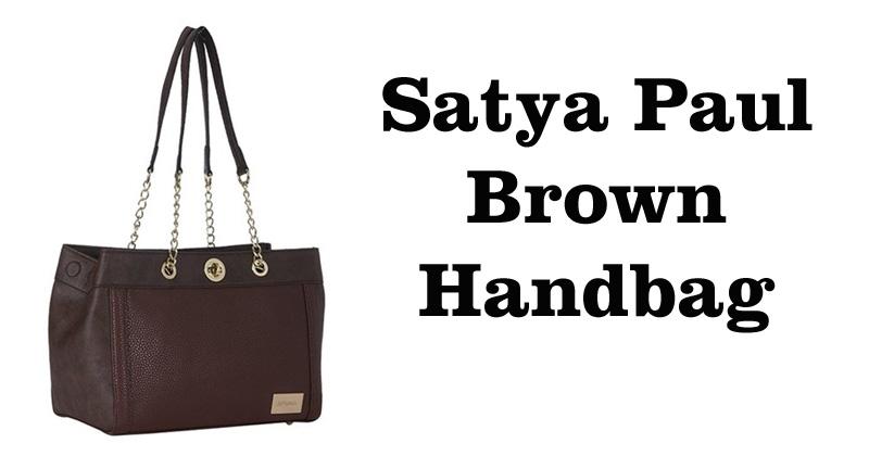 Satya Paul Chocolate Brown