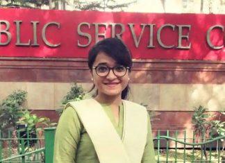 Slum girl became IAS