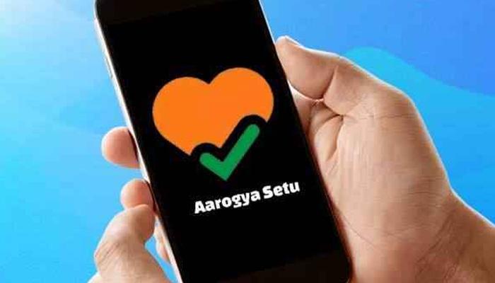 aarogya setu app mandatory