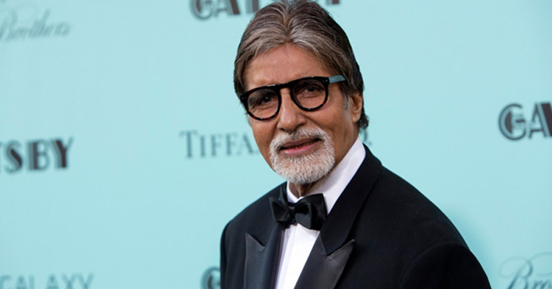 amitabh bachchan urges people wear mask shares photo collage