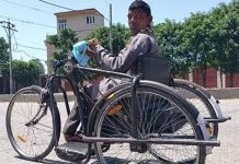 beggar raju punjab pathankot inspirational story