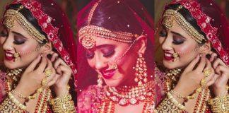 bridal look of tv serials bahus who look more beautiful