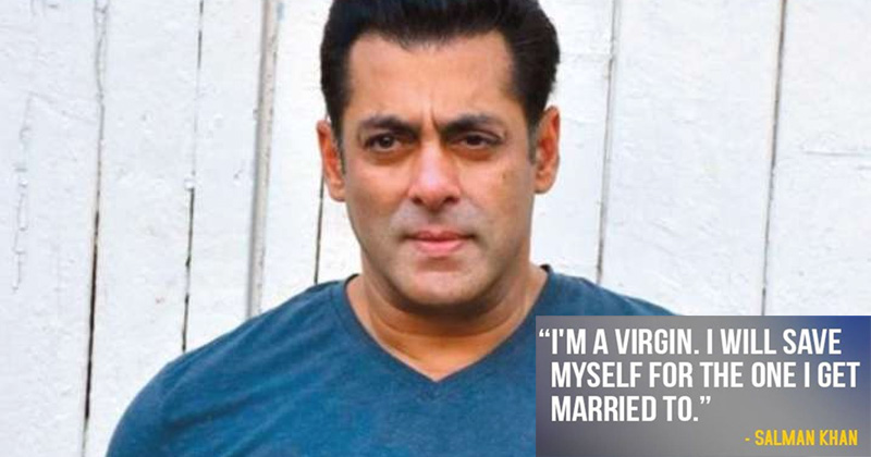 confessions from bollywood stars