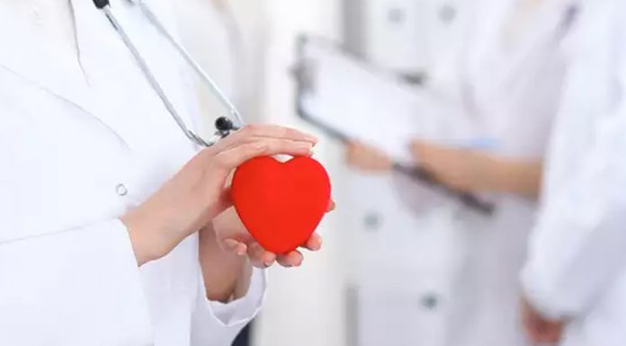heart patients reduced during lockdown