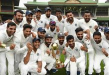 india vs australia test series schedule 2020