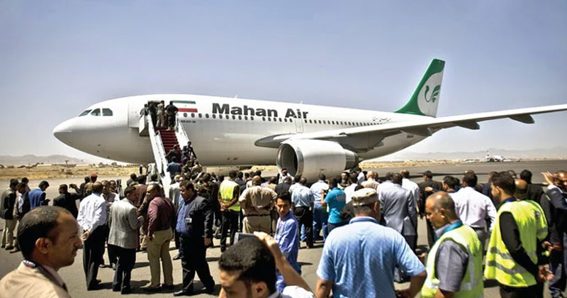 iranian airline mahan air