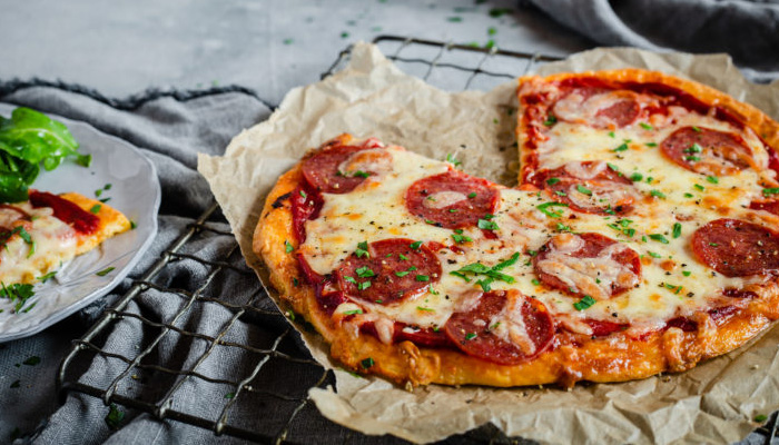 keto pizza recipe
