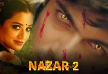 nazar 2 actress shruti sharma said i cried a lot