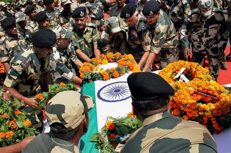 people create a life long relationship with the family of the martyrs