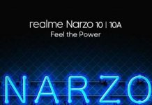 realme narzo 10 narzo 10a india launch today