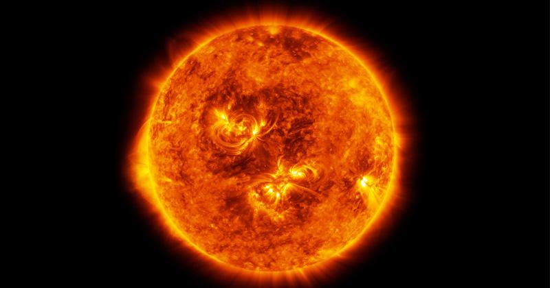 sun is responsible for tsunami earthquake in lockdown