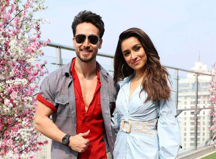 Tiger shroff and Shraddha kapoor