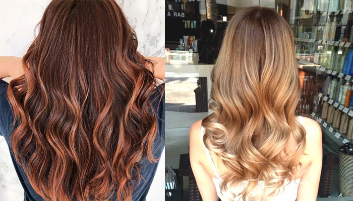 trendy haircut and colour ideas for summer