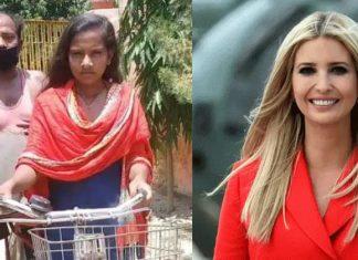 us president daughter ivanka trump tweet story of bihar darbhanga jyoti