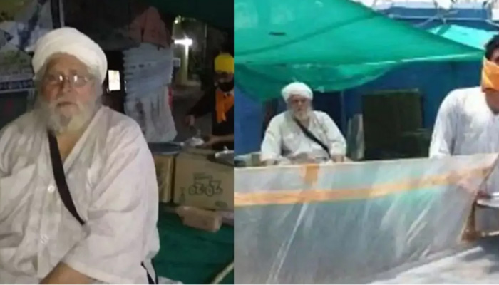 81 year Old Sikh Who Feeds 20 Lakhs People on Highway