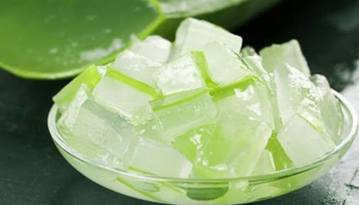 Aloe Cubes For Skin