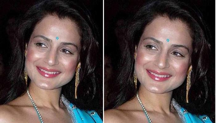 Ameesha Patel Makeup Blunders