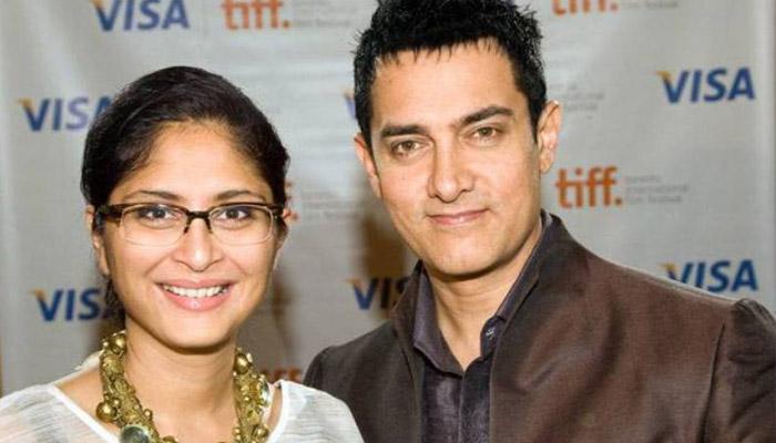 Amir Khan With Wife