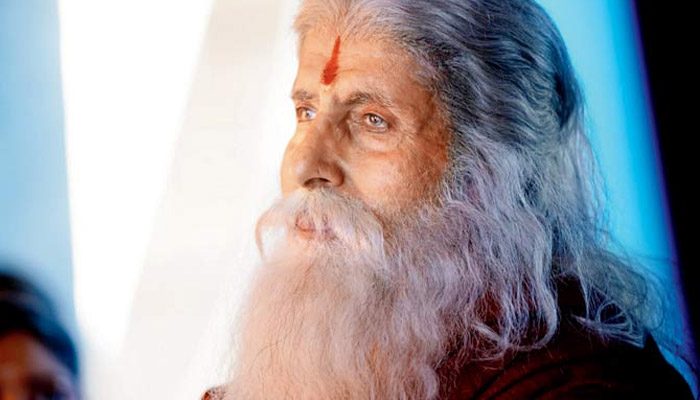 Amitabh Bachchan In Saira Narasimha Reddy