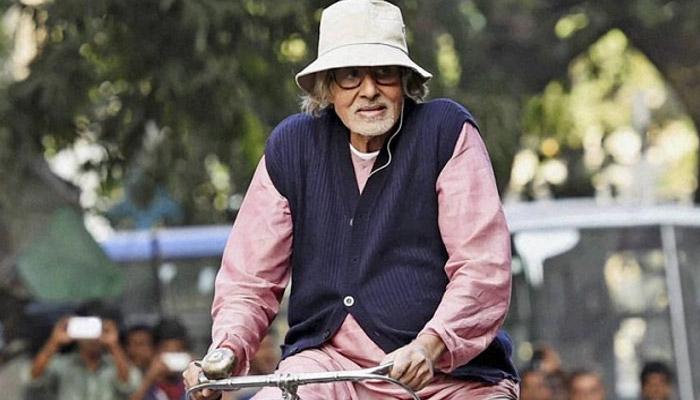 Amitabh Bachchan in Piku