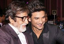 Amitabh bachchan on Sushant singh death