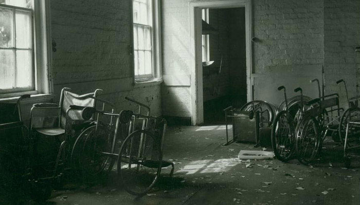 Australia The Beechworth Lunatic Asylum