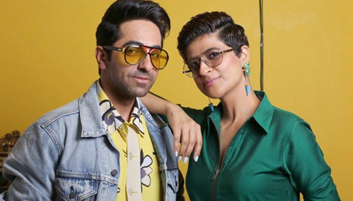 Ayushmann Khurana With Wife