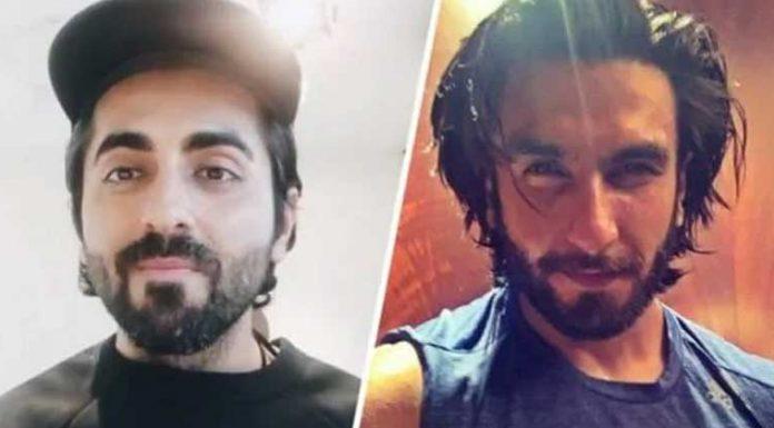 Ayushman & Ranveer on Instagram Vedio Chat