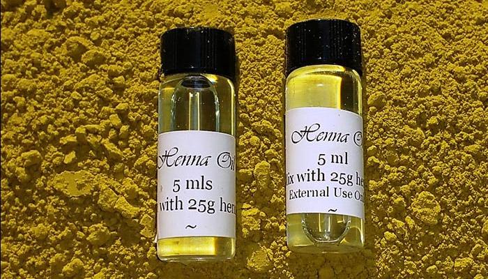 Benefits of Mehandi oil