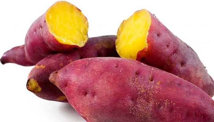 Sweet Potato- anti ageing food