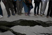 Big massive Earthquake May hit Delhi NCR