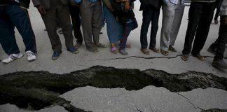 Big massive Earthquake May hit Delhi NCR