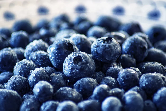 Blueberry- anti ageing food