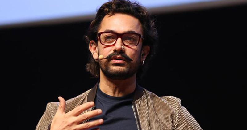 Bollywood Star Aamir Khan