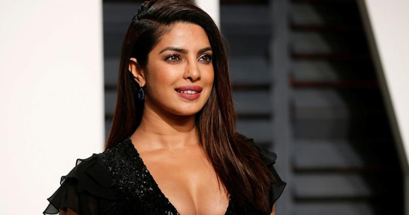Bollywood Star Priyanka Chopra