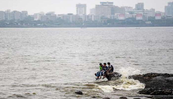 Cyclone Nisarga in Maharashtra