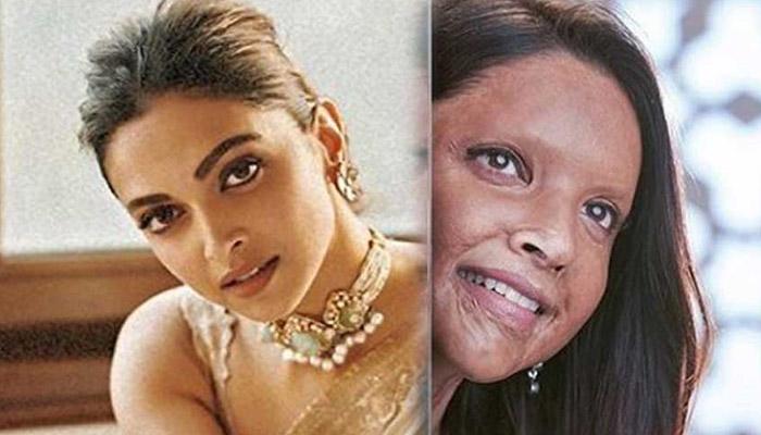 Deepika In Chappak Movie